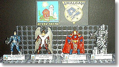 Amalgam: Wave Two