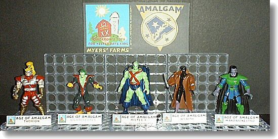 Amalgam: Wave Three