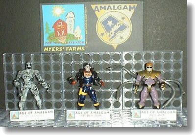 Amalgam: Project Cadmus