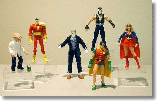 DC Direct: Wave One